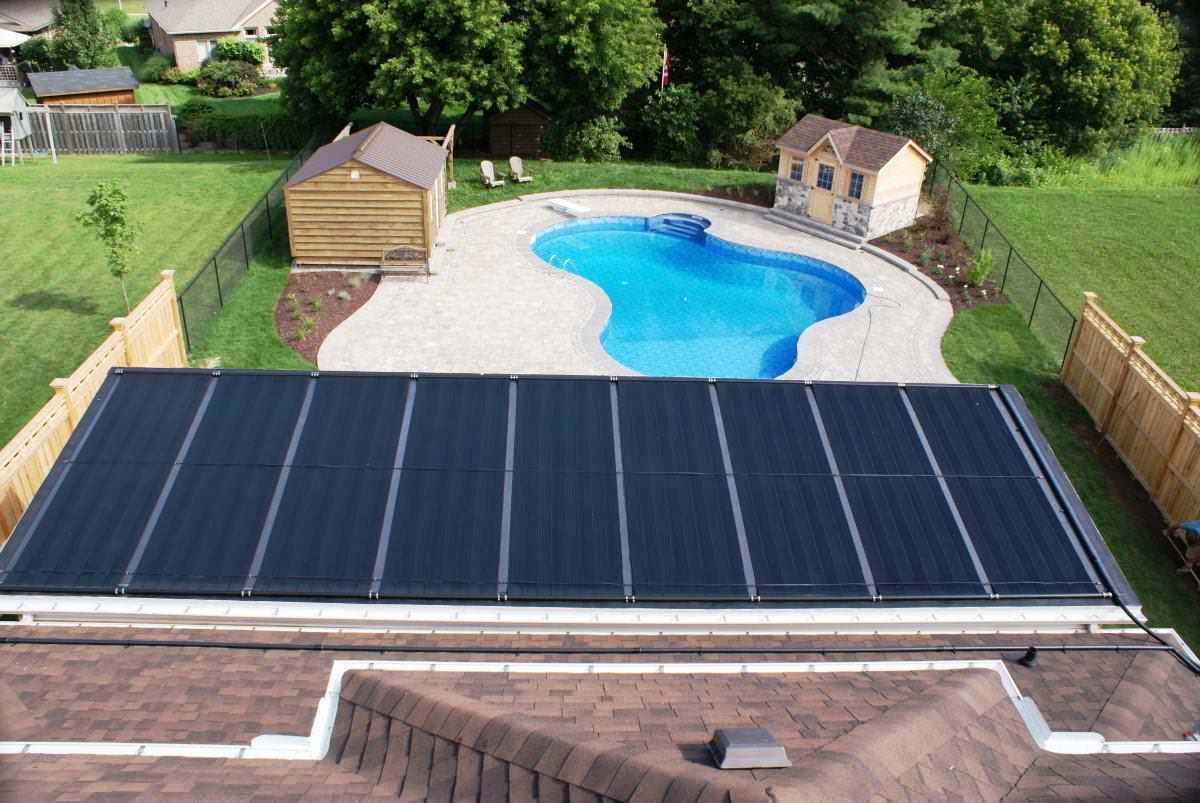 Solar Pool Heating About Energy Efficient Homes