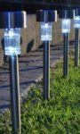 Advantages of Solar Garden Lights